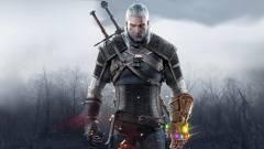 Zseniális a The Witcher 3 trailere a Végtelen háború stílusában kép