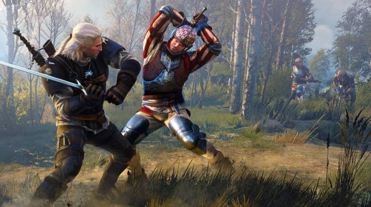 The Witcher 3: Wild Hunt - részletesebb is lehetett volna a harcrendszer bevezetőkép