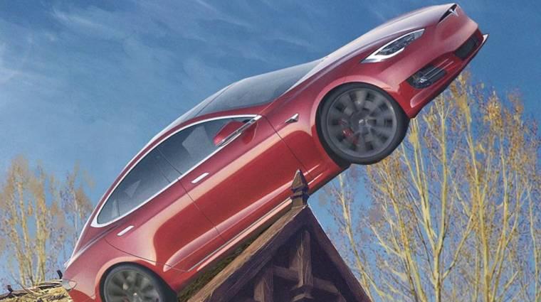 Elon Musk játszhatóvá tenné a The Witchert a Teslákban, a CD Projekt is reagált bevezetőkép