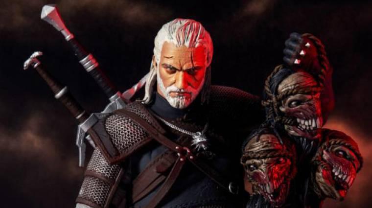 Újabb The Witcher figura jön, ezúttal a McFarlane Toystól bevezetőkép