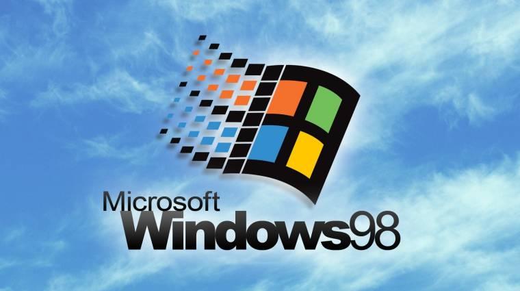 Retró kvíz: mennyire emlékszel a Windows 98-ra? kép