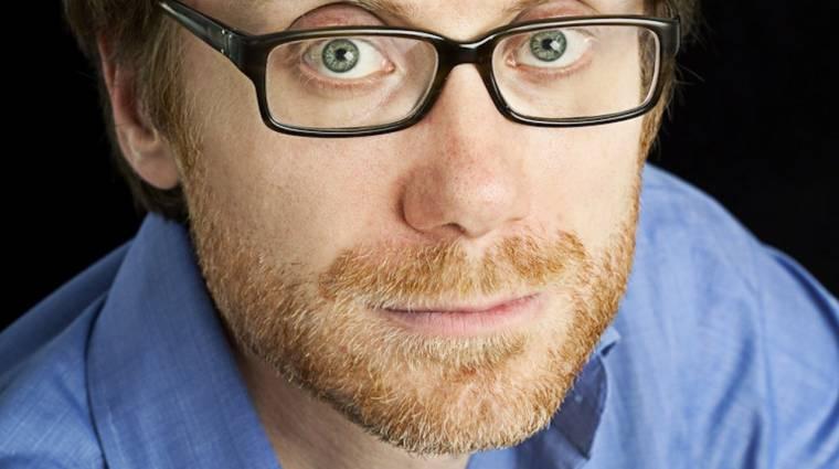 Stephen Merchant is a Farkas 3 stábját erősíti kép