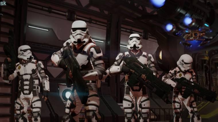 XCOM 2 - rohamosztagosokkal az űrlények ellen bevezetőkép