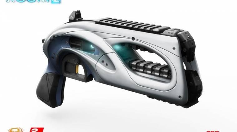 XCOM 2 - fantasztikus fegyverreplika készült bevezetőkép