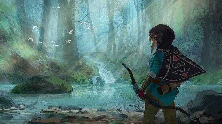 Ha Zelda rajongó vagy, ezekre a festményekre rá fogsz kattanni! bevezetőkép