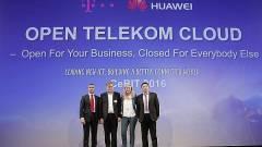 A Deutsche Telekom és a Huawei új felhő platformot indított kép