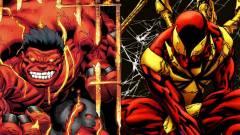 Red Hulk és Iron Spider is a Polgárháború részei lettek volna kép