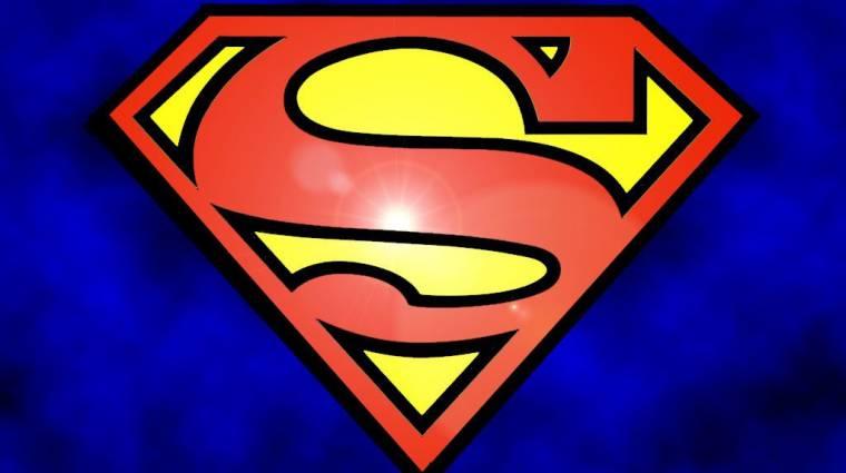 Ilyen lett volna a törölt Superman játék bevezetőkép