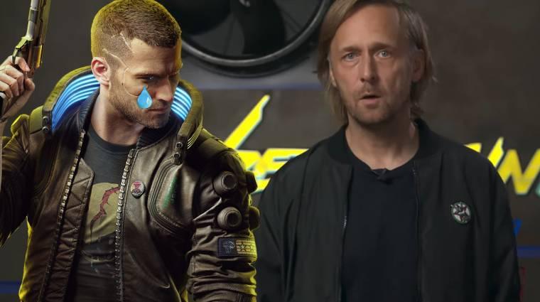 Gigaperrel néz szembe a Cyberpunk 2077 fejlesztője bevezetőkép