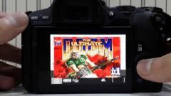 Vajon a Kodak vagy a Canon fényképezőgépén fut jobban a Doom? kép