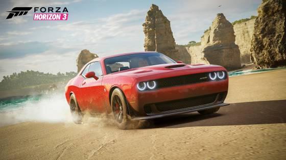 Forza Horizon 3 infódoboz