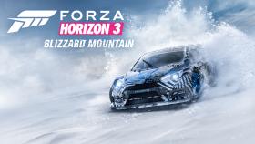 Forza Horizon 3: Blizzard Mountain kép
