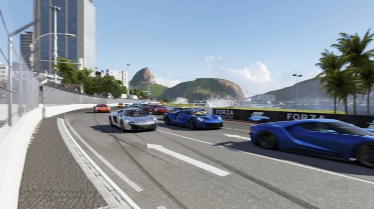 Forza Motorsport 6: Apex - új autókkal és pályával bővíthetjük bevezetőkép