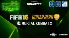 FIFA 16, Mortal Kombat XL és Guitar Hero Live vár titeket a GameNighton! kép