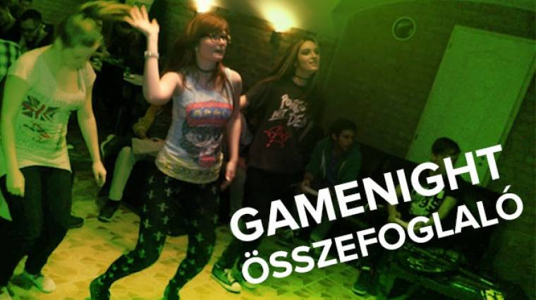 Ilyen volt a GameNight LAN-party (videó) bevezetőkép