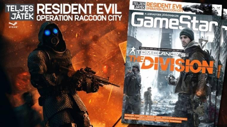 Kitört a járvány a 2016/03-as GameStar magazinban bevezetőkép