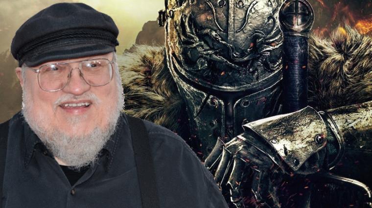 A Dark Souls alkotói George R.R. Martinnal készítik következő szerepjátékukat? bevezetőkép