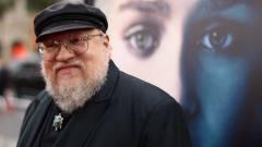 George R. R. Martin minden időt Westerosban tölt kép