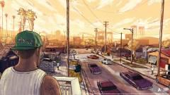Így néz ki a Grand Theft Auto: San Andreas bevezetője a GTA V motorjával kép