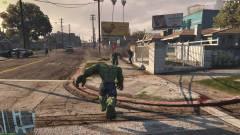 Grand Theft Auto V - már Hulkként is zúzhatunk a városban kép