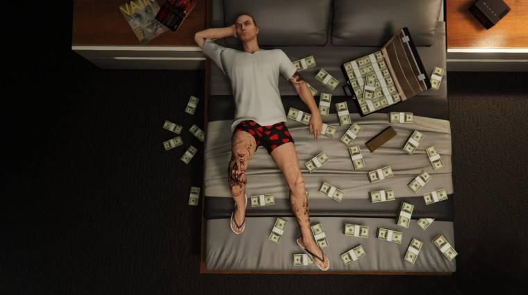 Komoly adóterhek alól mentesül a Rockstar Games Angliában bevezetőkép