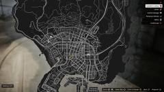 Ennél menőbb formában még senki nem készítette el a GTA V térképét kép