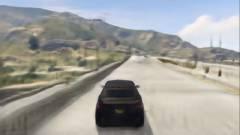 Így fut a GTA 5, ha egy mesterséges intelligencia alkotja újra kép