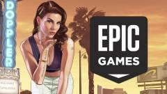 Több millió új felhasználót hozott az ingyenes GTA V az Epic Games Store-nak kép