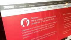 Hadat üzennek a reklámblokkolóknak a franciák kép