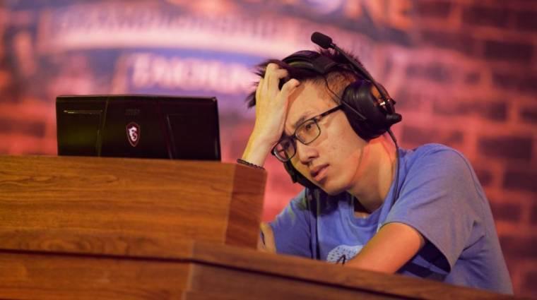 A Blizzard nem vonja vissza Blitzchung tiltását bevezetőkép