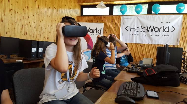Tanulj te is robotokat programozni a HelloWorld táborban! bevezetőkép