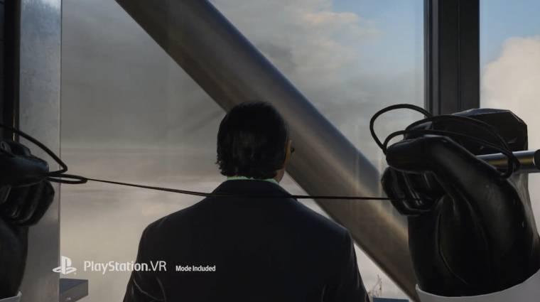 VR-támogatással érkezik a Hitman 3 bevezetőkép