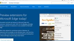 Jönnek a bedolgozók a Windows 10 Edge böngészőjéhez kép