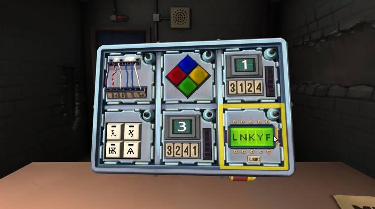 Keep Talking and Nobody Explodes - hamarosan mobilon is játszhatjuk bevezetőkép