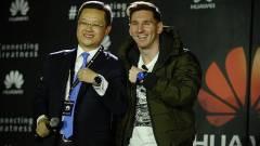 Messi nagykövet lett kép