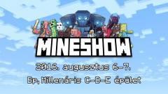 Egész hétvégén Minecraft buli a Millenárisban, itt van minden infó! kép