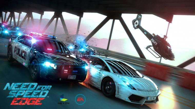 Need for Speed: Edge - jön az új rész, csak nem hozzánk (videó) bevezetőkép