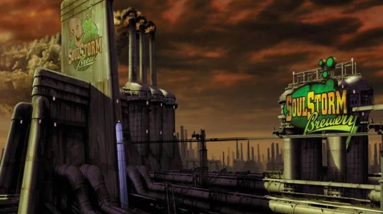 Oddworld: Soulstorm - új játék jön Abe főszereplésével bevezetőkép