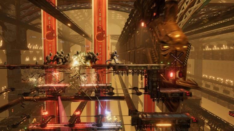 Az Oddworld: Soulstorm nem teszi könnyűvé Abe életét bevezetőkép
