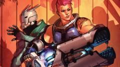 Overwatch - Zarya saját képregényt kap kép