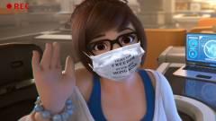A Blizzard bannolja a hongkongi tüntetőket támogató Twitch chatelőket kép
