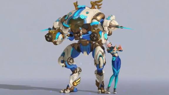 Két ütős skinnel készül a Blizzard az Overwatch All-Star versenyére kép
