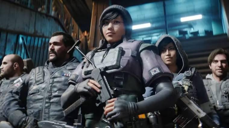 Megint remek kisfilmmel jelentkezett a Ubisoft, főszerepben a Rainbow Six: Siege operátoraival bevezetőkép