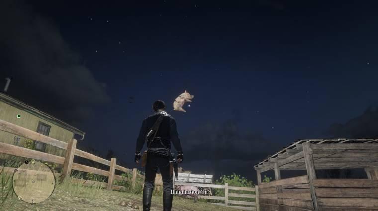 Egy modnak hála már jedi erőt bevetve is kalandozhatunk a Red Dead Redemption 2-ben bevezetőkép