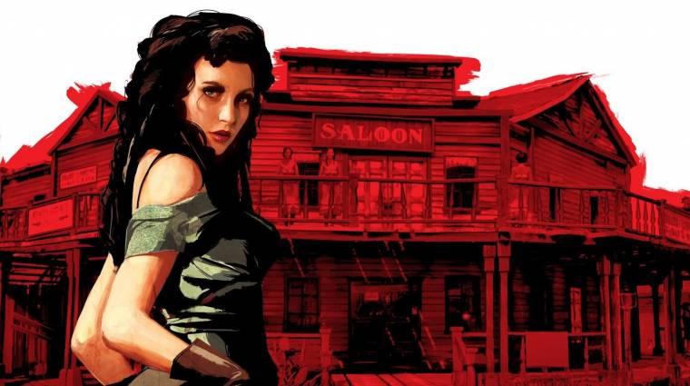 A Red Dead Redemption 2-höz is megérkezett a Hot Coffee mod bevezetőkép