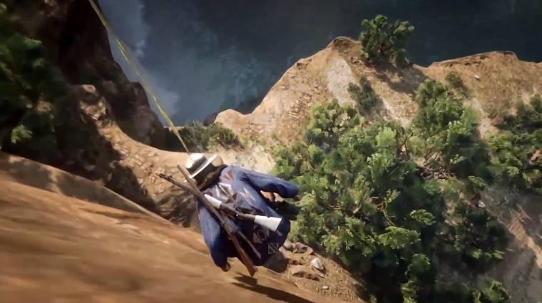 Napi büntetés: hányással elkerülhető a zuhanásból eredő sebzés a Red Dead Redemption 2-ben bevezetőkép