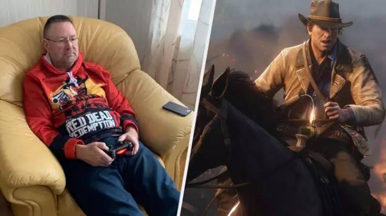 A 65 éves apuka már több mint harmincszor tolta végig a Red Dead Redemption 2-t bevezetőkép