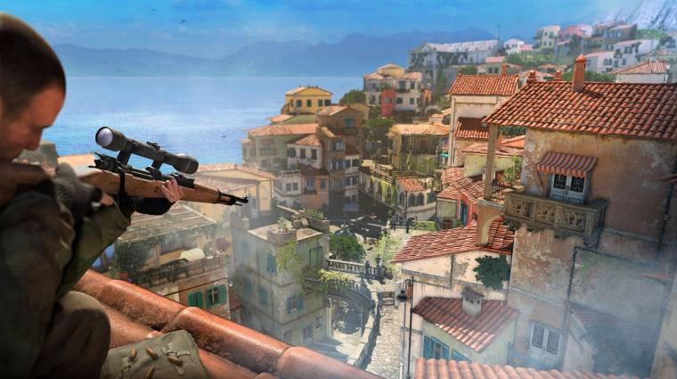Sniper Elite 4 bejelentés - a következő helyszín: Olaszország bevezetőkép