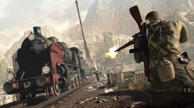 Sniper Elite 4 tesztek - mesterlövészkedni még mindig ugyanolyan jó? bevezetőkép