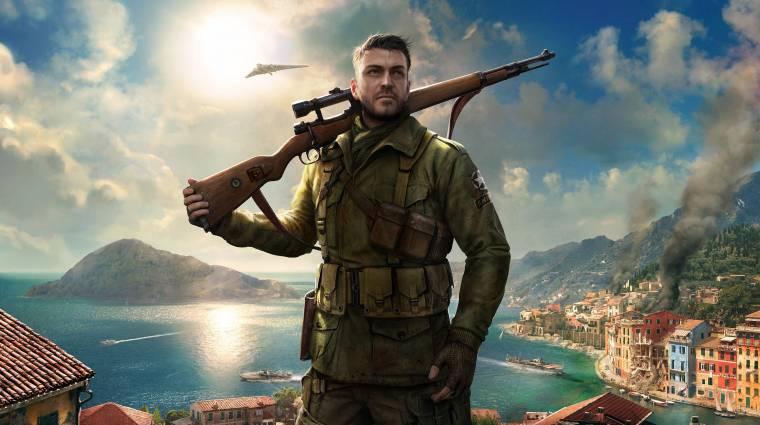 Társasjátékkal bővül a Sniper Elite széria bevezetőkép